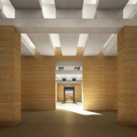 Innenräume des Naga Museums