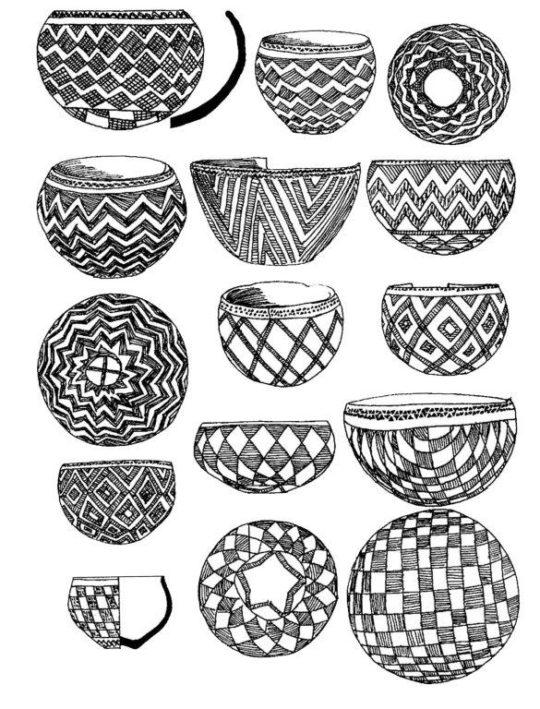 C-Gruppen-Keramik.