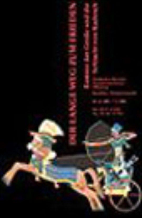 Plakat der Ausstellung Der lange Weg zum Frieden