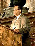 Grußwort von Dr. Mamduh el-Damati, Direktor des Ägyptischen Museums Kairo, zur Eröffnung der Ausstellung im Kaisersaal der Residenz München