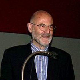 Der Alttestamentler Prof.Dr. Otmar Keel, Fribourg, bei seiner Eröffnungsrede.
