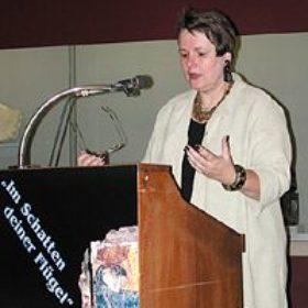 Museumsdirektorin Dr. Sylvia Schoske gibt einen Überblick über die Aktivitäten des vergangenen Jahres.