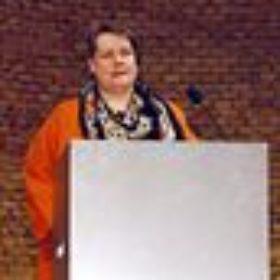 Museumsdirektorin Dr. Sylvia Schoske