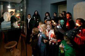 Halloween auf Schloss Seefeld