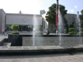 Nationalmuseum Mexiko-City