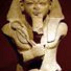 Oberteil einer Sitzfigur Ramses' II.