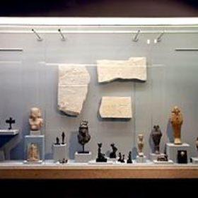 Denkmäler der 25.-30. Dynastie