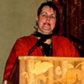 Museumsleiterin Sylvia Schoske
