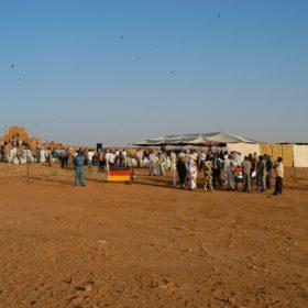 Fest in der Wüste 1. Dezember 2006 / Feast in the desert, Naga Dec. 1st 2006
