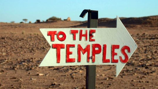 To the Temples