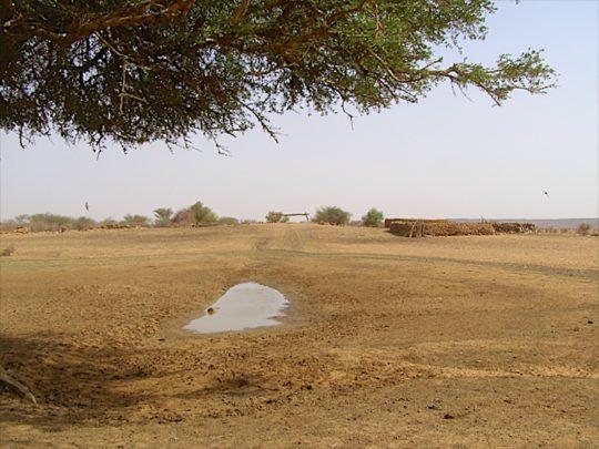 Brunnen in Naga nach der Regenzeit im Okt 2006