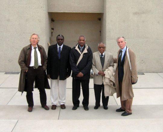 Gruppenbild mit Sudan-Delegation