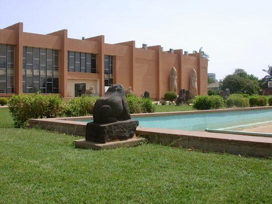 Museums-Gebäude in Khartum