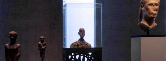 Giacometti Skulptur