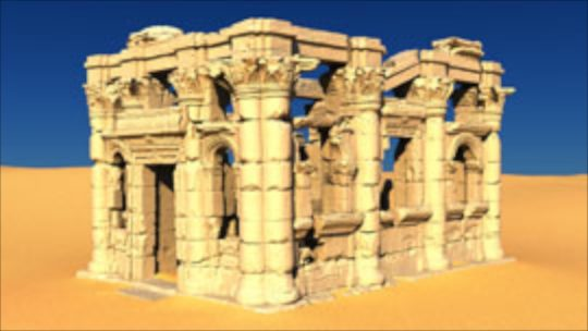 Hathor-Kapelle