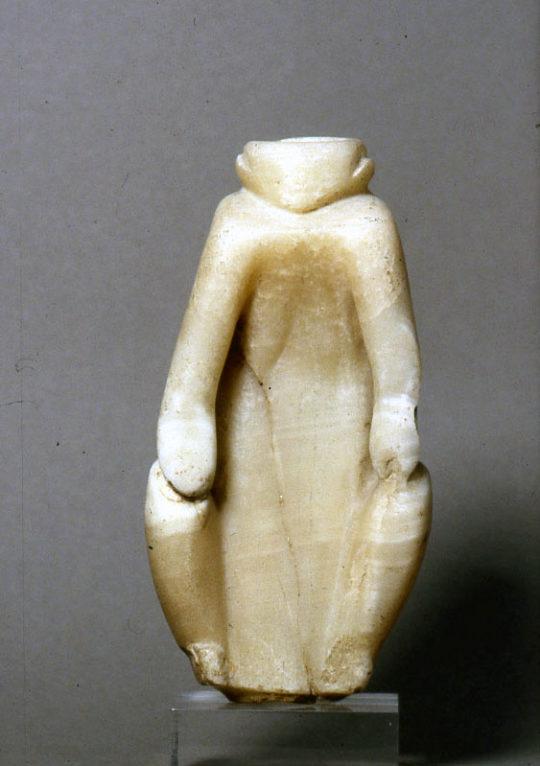 Salbgefäß in Gestalt einer Meerkatze