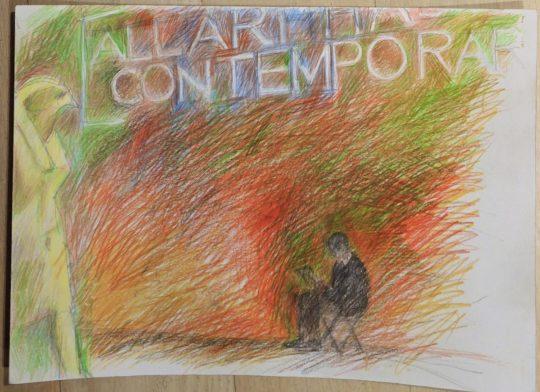 Gershom von Schwarze: 'All Art has been contenporary'