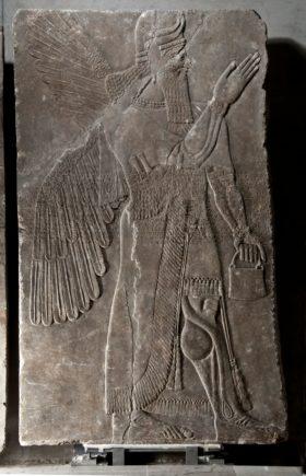 Assyrische Reliefs