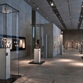Blick in Raum Kunst und Zeit