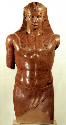 Statue des Antinous