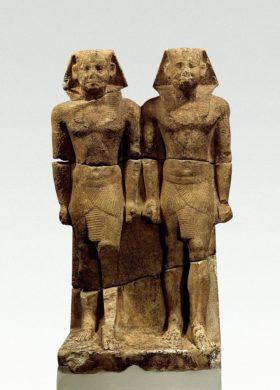 Doppelstatue des Niuserre