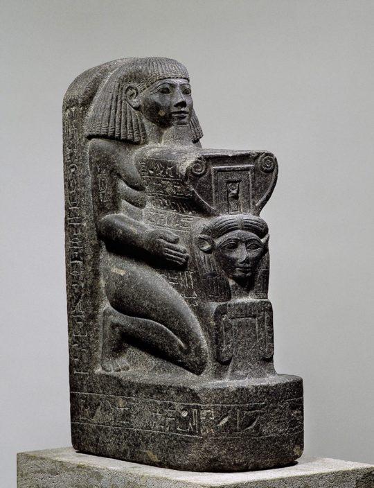 Kniefigur des Senenmut