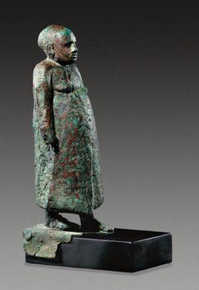 Statue eines Vezirs