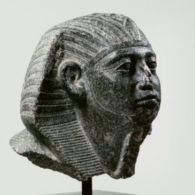 Sphinxkopf Sesostris' III.