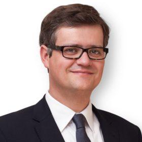 Dr. Arnulf Schlüter, stellvertrender Direktor