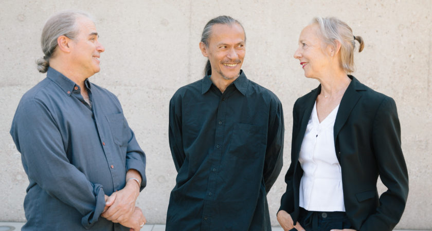 Geoff Goodmann, Ardhi Engl, Ruth Geiersberger