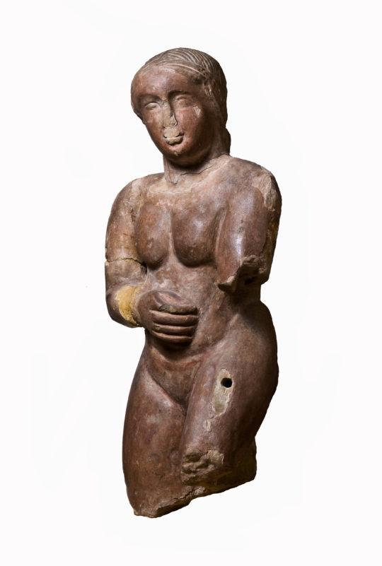 Meroitische Statue