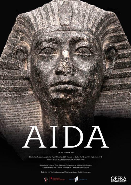 Plakat Aida