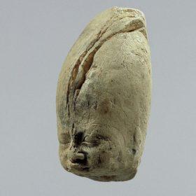 Statuenköpfchen des Pharao Cheops