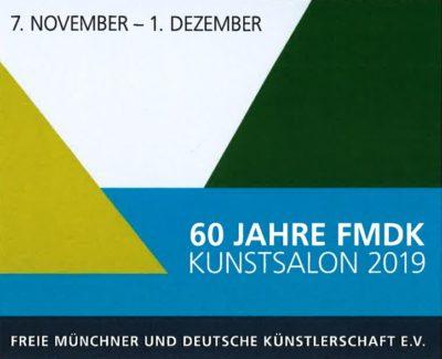 Logo Kunstsalon 2019