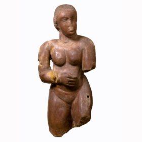 """Standfigur einer Frau (""""Meroitische Venus"""")"""