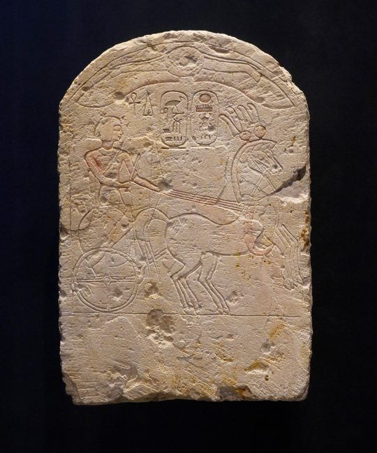 Stele Thutmosis' IV.