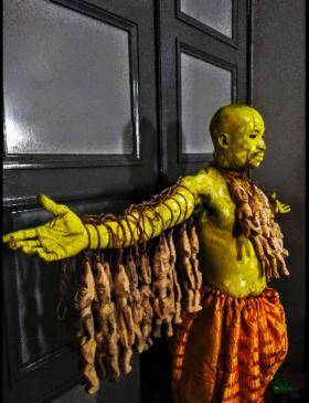 Künstler Jelili Atiku