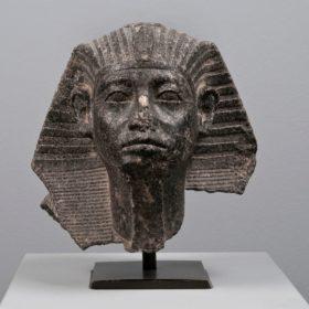 Sphinxkopf des Sesostris