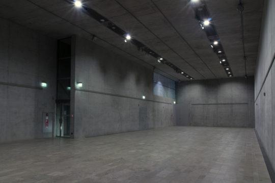 Blick in den Sonderausstellungsraum