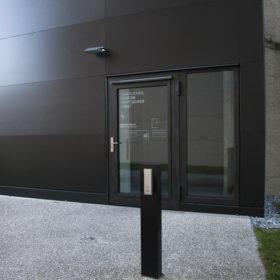 Barrierefreier Zugang Museum