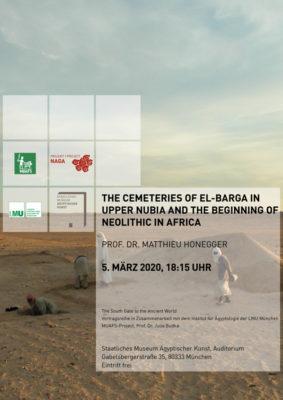 Plakat Vortrag Prof. Honegger