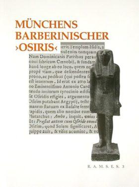Katalog Münchens Barberinischer Osiris