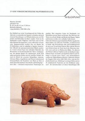 Objektblatt Nilpferd