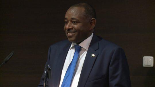 S.E. Badreldin Abdalla, sudanesischer Botschafter