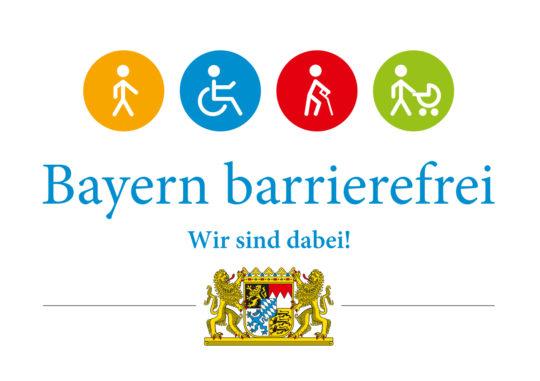 Signet Bayern barrierefrei