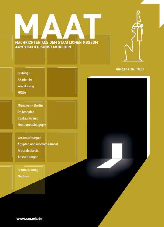 Cover Maat 16