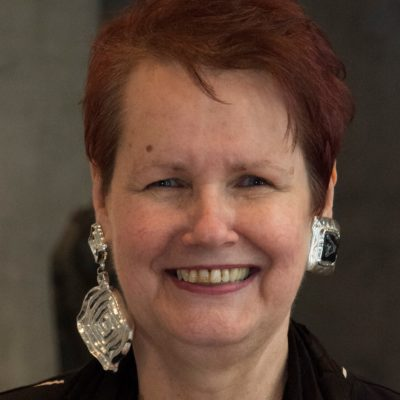Portrait Museumsdirektorin Dr. Schoske