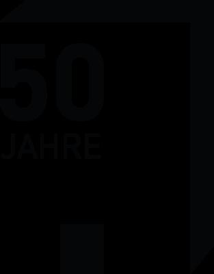Logo 50 Jahre Museum